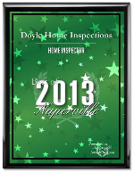 Home Inspection Certificate